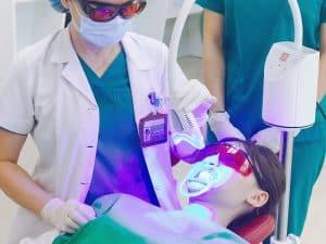 Tẩy trắng răng BeYond Whitening